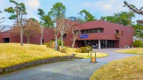 Musée de ville de Hirosaki dans Hirosaki, Japon photographie stock