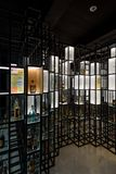 Musée de vodka de Varsovie photos stock