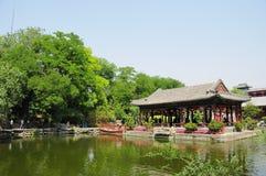Musée de Wang Fu de gong Images libres de droits