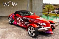 Musée de wow, rôdeur de Plymouth, Nelson Photo libre de droits