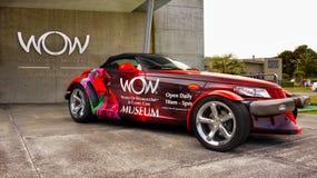 Musée de wow, rôdeur de Plymouth, Nelson Image stock
