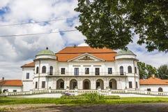 Musée de Zemplin dans Michalovce, Slovaquie image stock