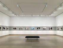 Musée des arts intérieur photo libre de droits