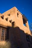 Musée des beaux-arts à Santa Fe Photographie stock libre de droits