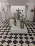Musée des beaux-arts Photos libres de droits