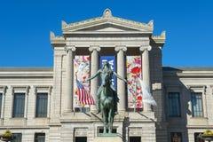 Musée des beaux-arts, Boston, le Massachusetts, Etats-Unis image libre de droits