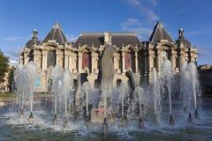 Musée des beaux-arts de Lille photos stock
