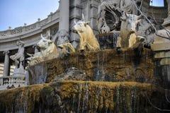 Musée des beaux-arts de Marseille Stock Image