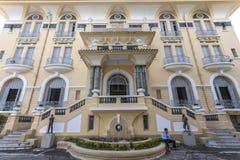 Musée des beaux-arts en ville de Ho Chi Minh Images stock