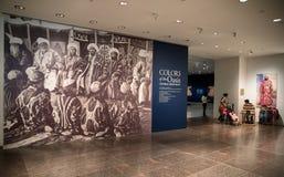 Musée des beaux-arts, Houston, le Texas photographie stock libre de droits