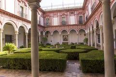 Musée des beaux-arts, Séville, Espagne image stock