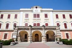 Musée des syndicats dans Iulia alba Photographie stock