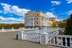 Musée-domaine Arkhangelskoye - Moscou Russie photographie stock