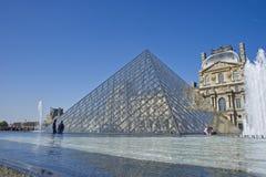Musée du Louvre Fotos de archivo