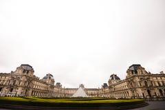 Musée du Louvre Stock Images