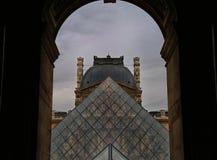 Musée du Louvre Royalty Free Stock Photo