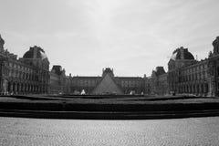 Musée du Louvre Stock Photography
