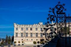 Musée du petit palais dans des Frances d'Avignon images stock