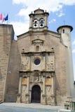 Musée du royaume de la Navarre Images libres de droits
