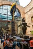 Musée du ` s de Dali à Figueres Images libres de droits