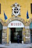 Musée en Italie Photographie stock libre de droits