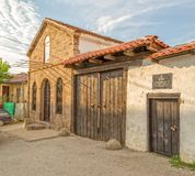 Musée ethnographique dans Pristina photo stock