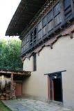 Musée folklorique d'héritage - Thimphou - Bhutan (2) Image libre de droits