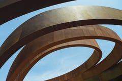 Musée Holon de conception Images stock