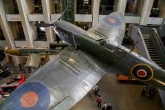 Musée impérial de guerre, Londres images libres de droits