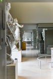 Musée intérieur de Louvre dans des Frances de Paris Photographie stock