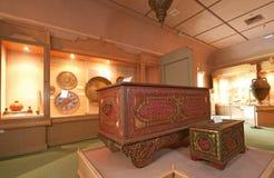 Musée islamique d'héritage images stock