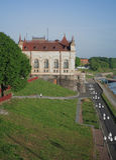 Musée istoriko-architectural de Rybinsk Image stock