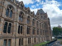 Musée Londres d'histoire naturelle photo libre de droits