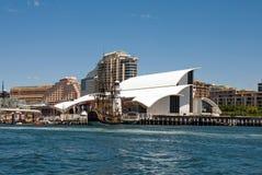 Musée maritime de Sydney Image stock