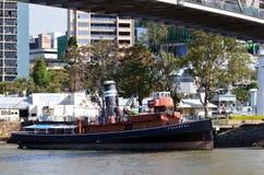 Musée maritime du Queensland à Brisbane Images libres de droits