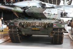 Musée militaire national dans Soest aux Pays-Bas Images stock