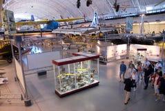 Musée national d'air et d'espace Photos libres de droits