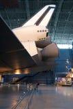 Musée national d'air et d'espace Photo libre de droits