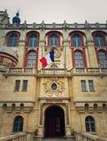 Musée National de l'archéologie France photographie stock libre de droits