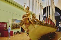 National Navy Museum - Paris Stock Photo