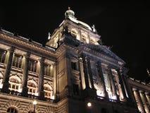 Musée National de Prague Image libre de droits
