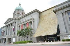 Musée National de Singapour image stock