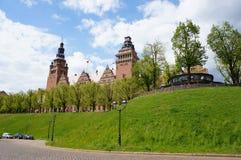 Musée National de Szczecin Photo libre de droits