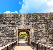 Musée National des Bermudes Photos stock