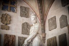 Musée National Florence Images libres de droits