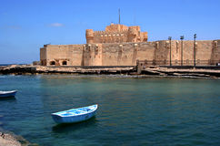 Musée naval à l'Alexandrie Images libres de droits