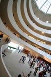 Musée New York City de Solomon Guggenheim Photos libres de droits