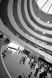 Musée New York City de Solomon Guggenheim Images stock