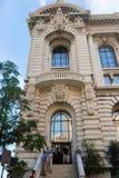 Musée océanographique à Monte Carlo, Monaco Image stock