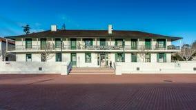 Musée Pacifique de Chambre de parc historique d'état de Monterey Photographie stock libre de droits
